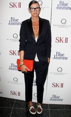 'Blue Jasmine' film premiere, New York, America - 22 Jul 2013 Jenna Lyons 22 Jul 2013