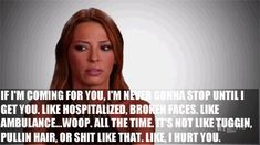 """21 Times Drita On """"Mob Wives"""" Was The Biggest Badass To Walk The Earth"""