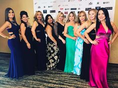 "38 Likes, 1 Comments - Fedra Medina (@ryan9231993) on Instagram: ""Gala de la Belleza Miami 2017 Miami Global Colombian Lyons Club ( Charity Event )"""