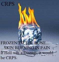 If Hell was a disease...makenzies battle against crps. (fb)