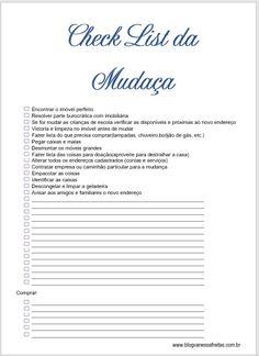 Checklist da mudança para download - blog Vanessa Freitas
