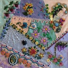 NEW Online Course Crating Beaded Gardens with Nancy Eha.  For EGA Members, you can join the Embroiders Guild of America and learn more about this fun course.https://www.egausa.org/index.php/education/online-studios