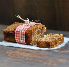 Pan para desayuno de zanahoria y coco. Sin harinas refinadas, sin lácteos - Vida Lúcida
