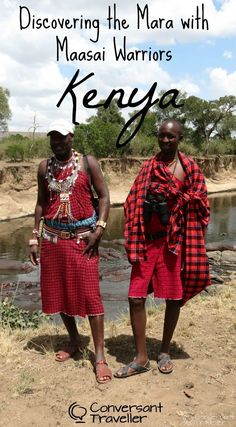 Discovering the Mara North Conservancy (which boarders the Masai Mara) with local Maasai Warriors from luxury safari lodge Saruni Mara in Kenya.