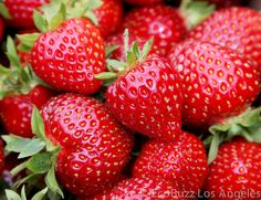 Strawberries #vitaminshoppecontest