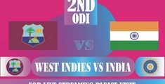 India vs West Indies, 2nd ODI, Live Score, Live Streaming, Squads, Playing XI Live Cricket Streaming, Ravindra Jadeja, Shikhar Dhawan, Port Of Spain, India Tour, West Indies, Scores, Squad, Play