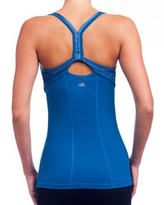 alo active wear MESH OVERLAY TANK - http://AmericasMall.com/categories/activewear.html