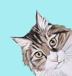 Pet Portraits by Manda