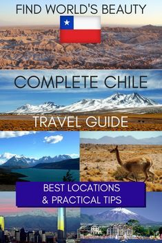 Complete Chile travel guide: best locations and practical tips - Find World's Beauty