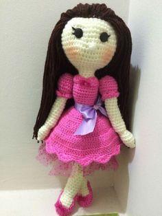Muñeca amigurumi Amigurumi Doll