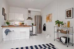 5 pisos pequeños distribuidos en 1 sola estancia | Decorar tu casa es facilisimo.com