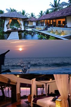 Indian Wedding Gifts - Celebrate Togetherness - By The Sea (Kovalam) only at Niraamaya Retreats | Are you celebrating a special occasion after the big wedding and looking for a rich and luxurious destination to match. This beautiful property built right besides the Arabian Sea is just what you need! | ForMyShaadi | #ForMyShaadi #LuxuriousGetaways #travel #ByTheSea #Kovalam #beachlife