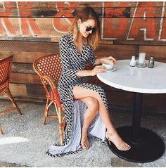dress maxi dress side split maxi dress