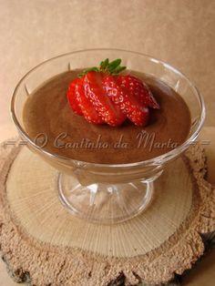 O Cantinho da Marta: Mousse de Chocolate à Sever do Vouga II