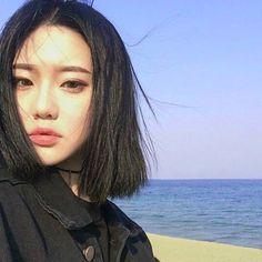 Imagen de ulzzang, girl, and korean