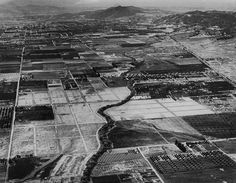 Old San Fernando Valley.