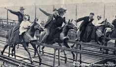 Steeplechase Park was an amusement park in the Coney Island area of Brooklyn, New York created by George C. Tilyou (1862–1914)