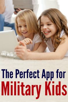 This is awesome! If you never heard of this app for military kids before, you have to try it! #HomeTeamForTheHolidays. Thank you to our HomeTeam and Panasonic Sponsor.