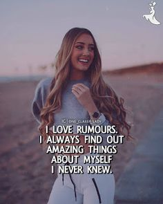 Best Women Sayings, Women Empowerment Quotes, GentleWomen Sayings - Narayan Quotes Classy Girl Quotes, Soul Love Quotes, Babe Quotes, Girly Quotes, Woman Quotes, Badass Quotes, Song Quotes, Queen Quotes, Wisdom Quotes