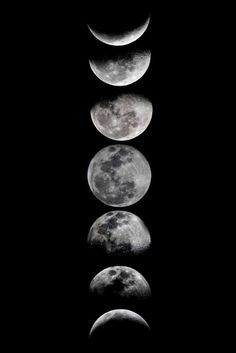 Phases of the moon by eftypography face da lua, the moon, all moon phases Artwork Online, Moon Art, Moon Phases Art, Moon Moon, Moon Phases Drawing, Full Moon, In The Moon, Cycles Of The Moon, Happy Art