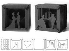 CubeC #shadow box