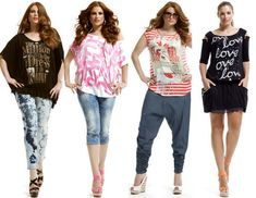 Models - Plus Size