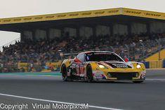 #63, Chevrolet Corvette C7.R, Corvette Racing-GM, driven by Jan Magnussen, Antonio Garcia, Ricky Taylor, 24 Heures Du Mans Test Day, 05/06/2016,
