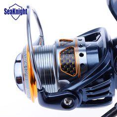 SeaKnight Best Aluminum Spool Spinning Fishing Reel Saltwater Fishing Gear