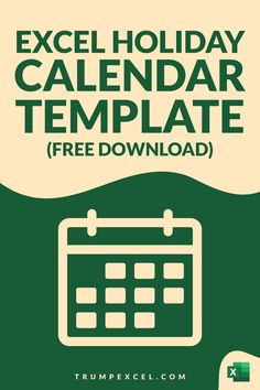 Here's a free Excel holiday calendar template that you can download and instantly know what days the Holidays are. It's dynamic so you can change the year and it would automatically update (as it runs on magical Excel formulas). It will also tell you how many days are left before your next holiday as well as to the number of days left before your next long weekend holiday. Excel Cheat Sheet, Excel For Beginners, I Need A Job, Excel Hacks, Excel Calendar, Pivot Table, Software Apps, Holiday Calendar, Skills To Learn