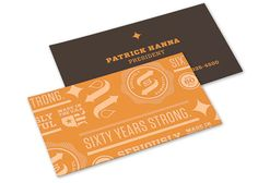 Awesome business card design inspiration - found at www.cketch.com/blog