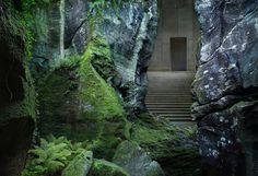Gioberto Noro | iGNANT.de  Imagined architecture