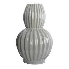 house doctor vase wave