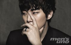 2PM's Junho – Men's UNO HK Magazine #7.