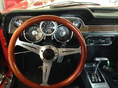 Picture of 1968 Ford Mustang Base, interior