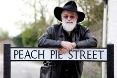 Wincanton has a special relationship with Sir Terry Pratchett – with a number of streets named named after his works