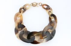 horn necklace - Soyang Paris