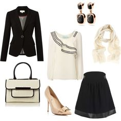 Office chick, #fashion www.highstreetfashion.co