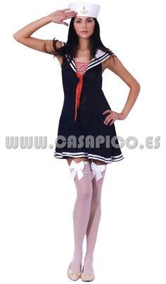 Bonito #disfraz de marinera para mujer perfecto para estos #carnavales #casapico #disfracescasapico