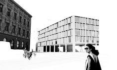 Short Project in Brno by Jan Baumgartner @ msa   münster school of architecture