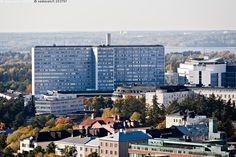 Meilahden sairaala | Meilahti Hospital, Helsinki, Finland | http://www.vastavalo.fi/talo-rakennus-huch-helsinki-meilahden-sairaala-253797.html  | https://en.wikipedia.org/wiki/Meilahti_Hospital