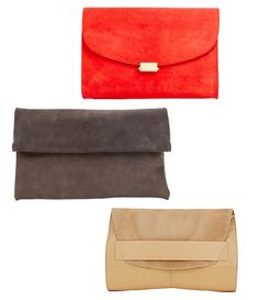 The Top 7 Bag Trends of Spring 2016 - shop our favorite oversize clutches