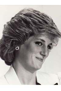 10 nov 1985 Princess Diana in Washington