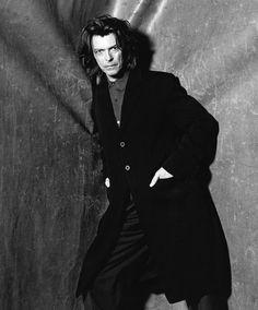 Bowie. By IRVING PENN, UN GRAND MAITRE DE LA PHOTOGRAPHIE DE MODE, NOTAMMENT POUR VOGUE