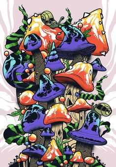 T-Shirt Illustrations by Leigh Flurry http://www.inspirefirst.com/2013/01/18/tshirt-illustrations-leigh-flurry/