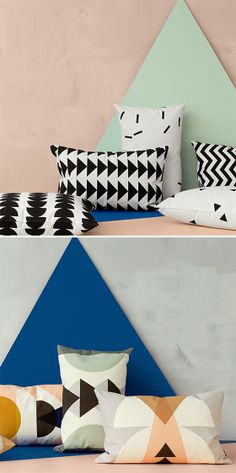New SS14 Cushions from ferm LIVING www.fermliving.com