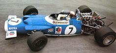 1969 Jackie Stewart, Matra Int, Matra MS80, Ford