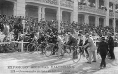 POSTALES DE VALENCIA   Exposicion 1909