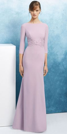 Magbridal Excellent Chiffon Bateau Neckline Mermaid Evening Dresses With Beaded Embroidery Mermaid Evening Dresses, Prom Dresses, Formal Dresses, Wedding Dresses, Light Purple Prom Dress, Grandma Dress, Make Your Own Dress, Types Of Skirts, Bateau Neckline