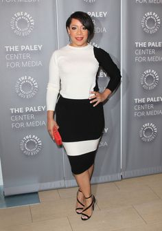 Selenis Leyva attends The Paley Center For Media Presents An...