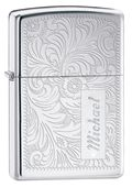 Zippo Venetian Lighter Personalized with Free Engraving